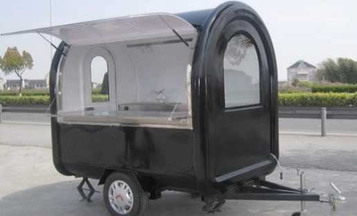 Mobile Catering Trailers £4250