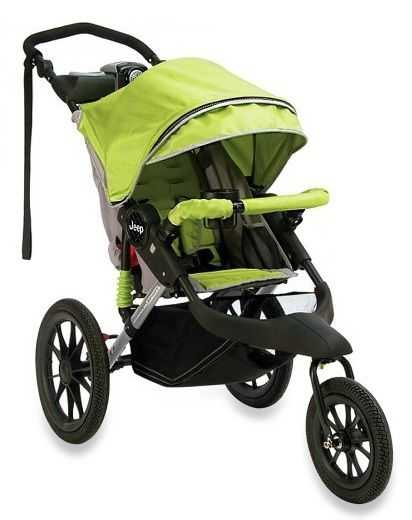 Kolcraft - J is for JEEP Wrangler Sport Jogger Str