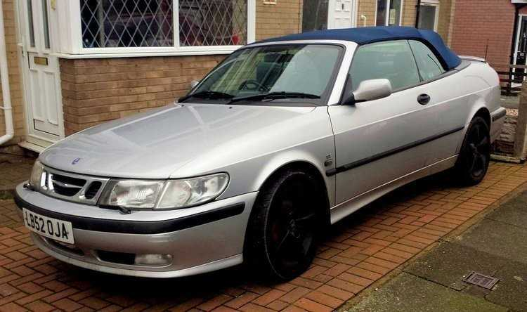 2003 Saab 9-3 2.0SE Turbo16V Convertible