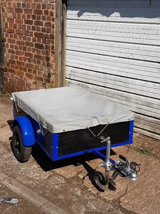 Small car trailer