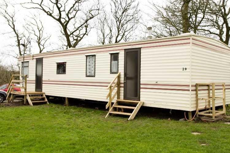 Holiday home for rental in Pembrokeshire.