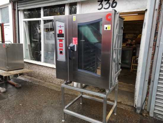 Convotherm OGS10.10 10 grid Combi Oven Nat GAS.