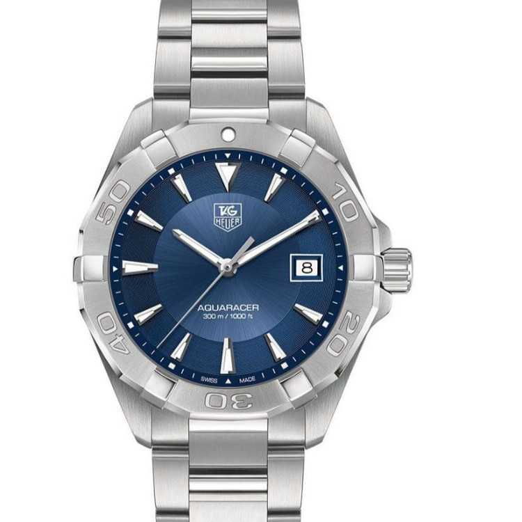 TAG Heuer Aquaracer men's stainless steel bracelet