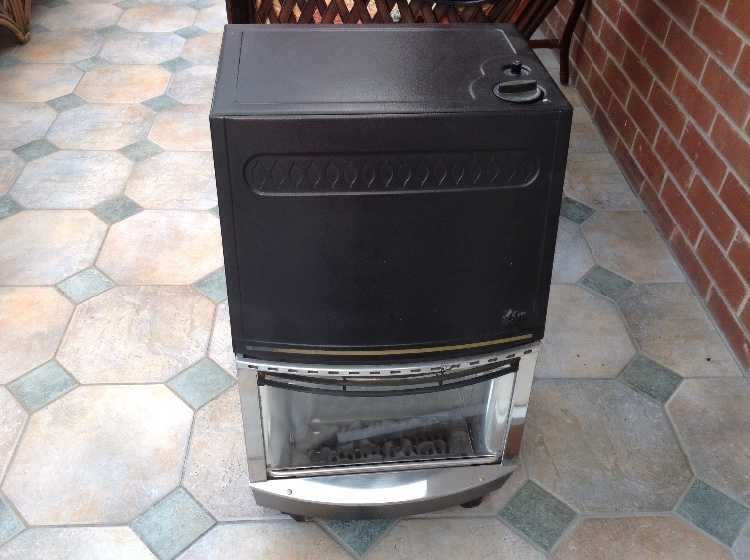 Calor Gas Heater