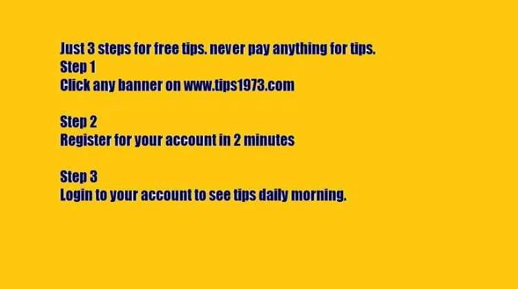 Free bets at tips1973.com only uk