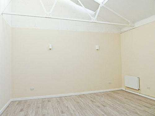 Fulham SW6 Byam Street 900 sq ft ground floor gall