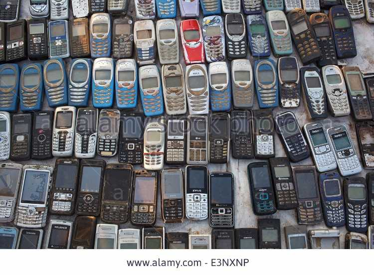 Any old broken or damaged phones