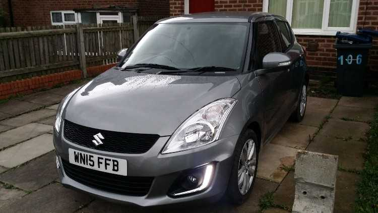 suzuki swifts15 plate dual jet engine £0-rdtax dut