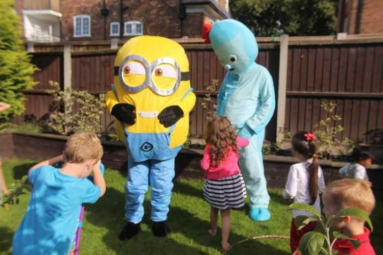 Childrens / kids party entertainers – IGGLE PIGGLE