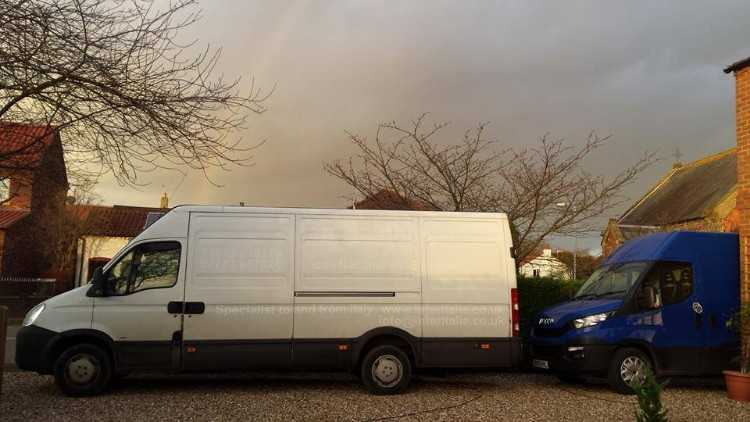 Iveco Daily 35S12 07 Reg