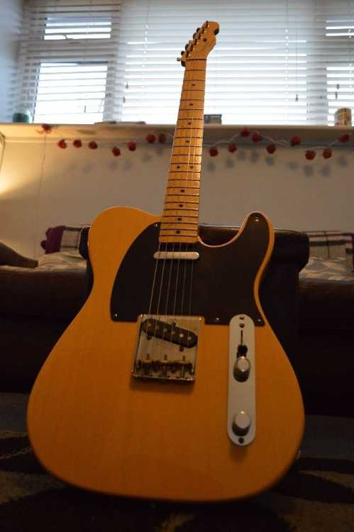 Fender Classic Player Baja Telecaster for sale