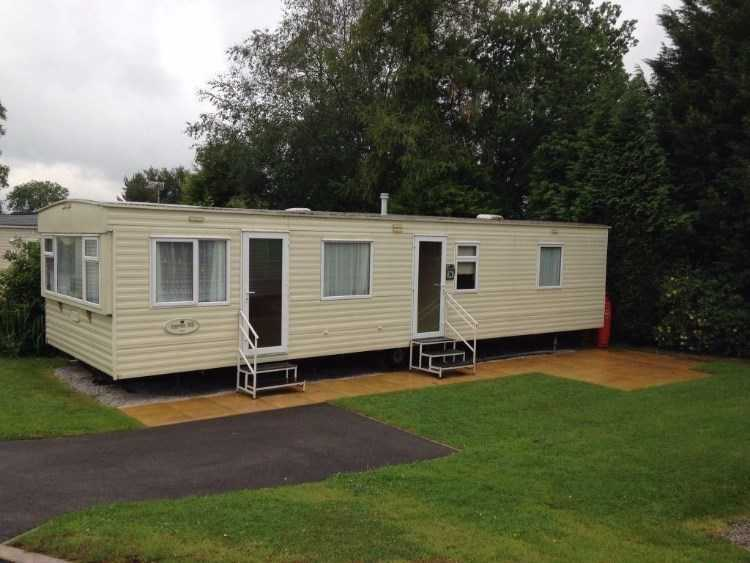 ***FIRST TIME BUYER SPECIAL*** Sited Static Carava