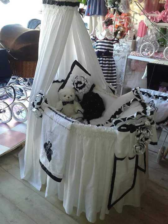 Beautiful custom made cot