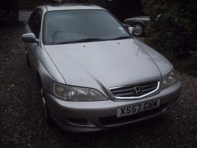 2001 HONDA ACCORD LPG CONVERTED 2.0 VTEC MOT 05/08