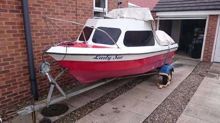 FOR SALE, 14ft fishing boat