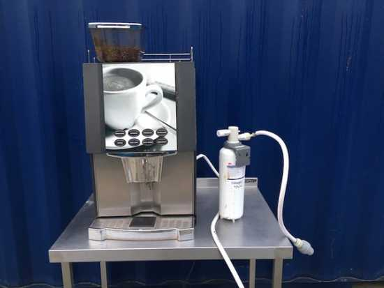 4x Coffetek Automatic Bean to Cup Coffee Machine.JPG