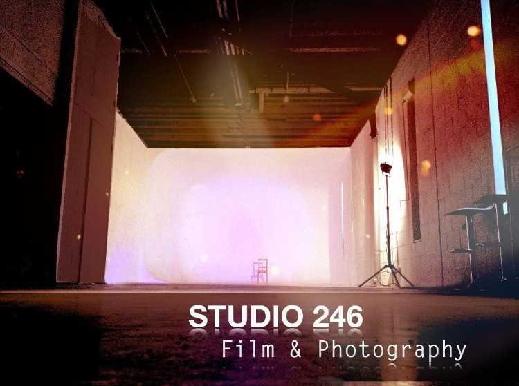 Studio 246 - The new state of the art Film & Photo