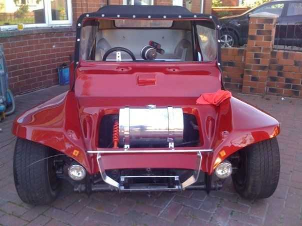 Volkswagen beach buggy (corvair)