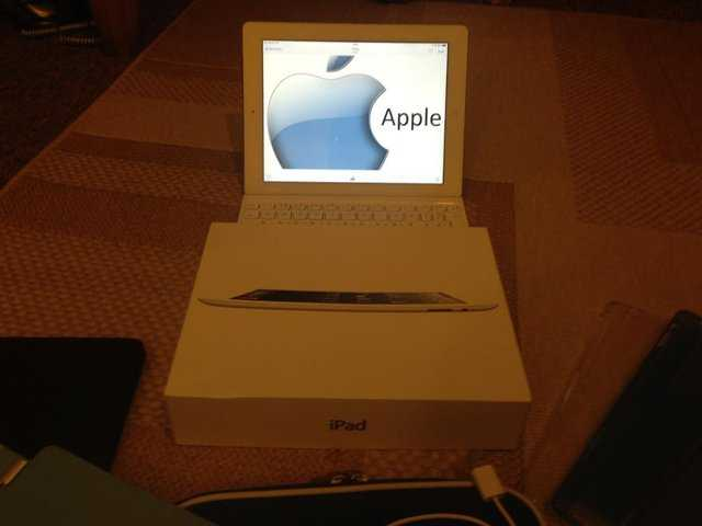 SWAP APPLE IPAD 4 RETINA DISPLAY 32GB WIFI/CELLULA
