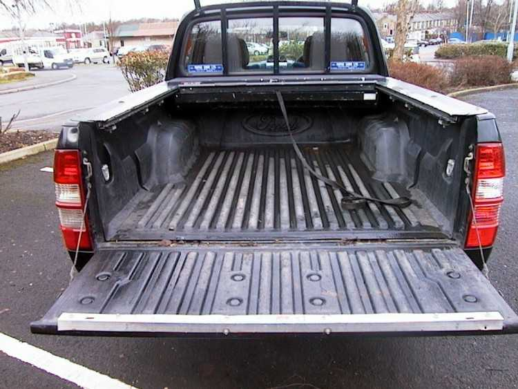 2007 FORD RANGER 3.0 DIESEL THUNDER TWIN CAB AUTO