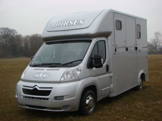 2007 Citroen Relay 3.5t Horsebox