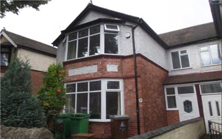 student 6,bedroom house near to nottingham