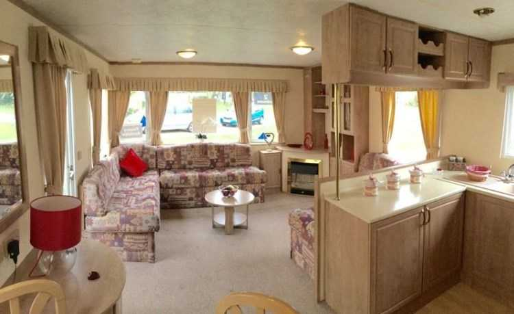 Cheap Caravan Deposit £1,600 Site Fee's Incl