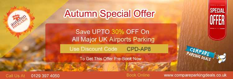 Special Offer For Airport Parking Deals