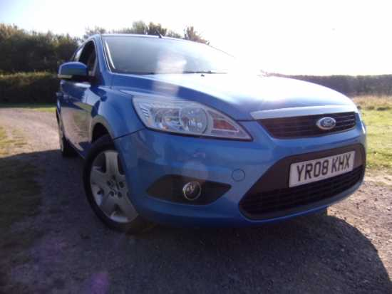 Ford Focus Style 125 1.8