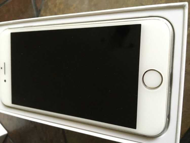 iPhone 6 on EE 64gb