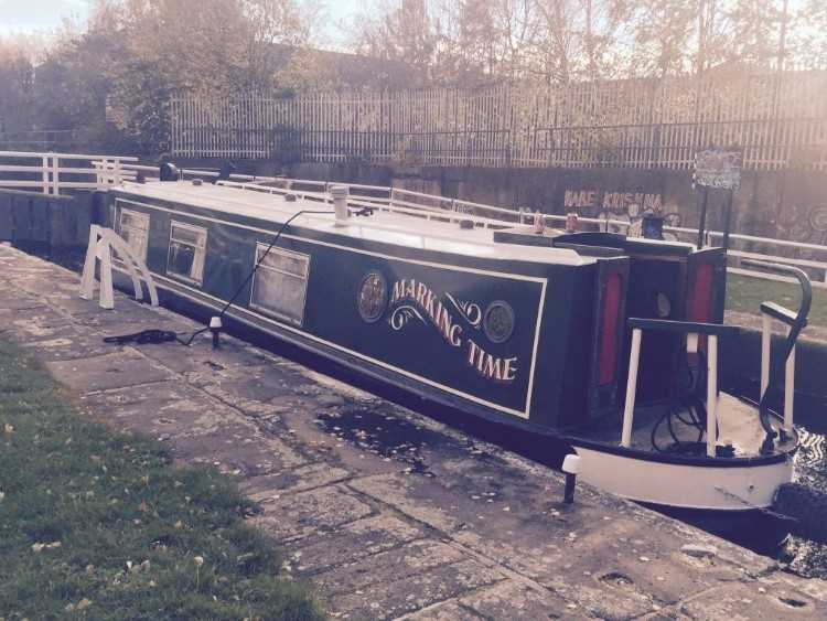 36ft all steel narrow boat liveaboard offers swaps