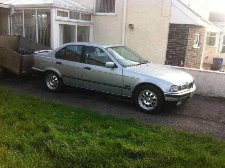 BMW 3181se,E36, drift, project, spares or repair