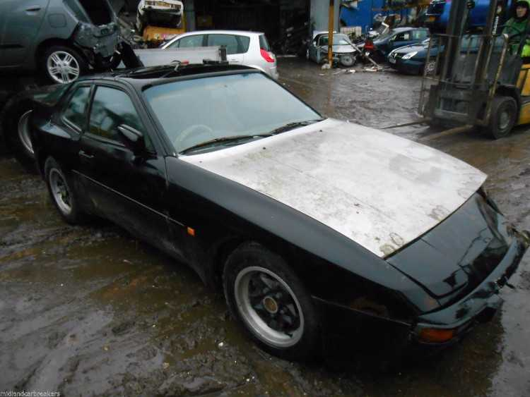 PORSCHE 944 TURBO 2+2 COUPE 1987 2.5 TURBO FOR SPA