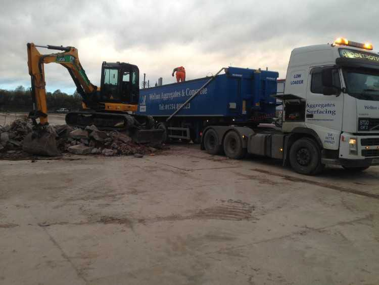 360 machine operator blue card 10t above and below