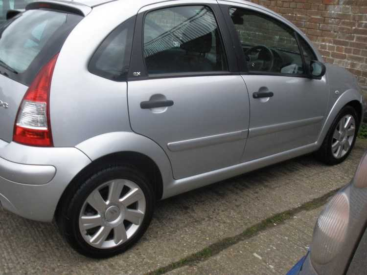 CITROEN C3 SX AUTOMATIC  2006 LOW MILAGE