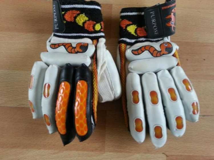 woodworm cricket gloves