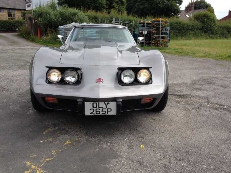 1976 corvette stingray C3 Targa top totally stock