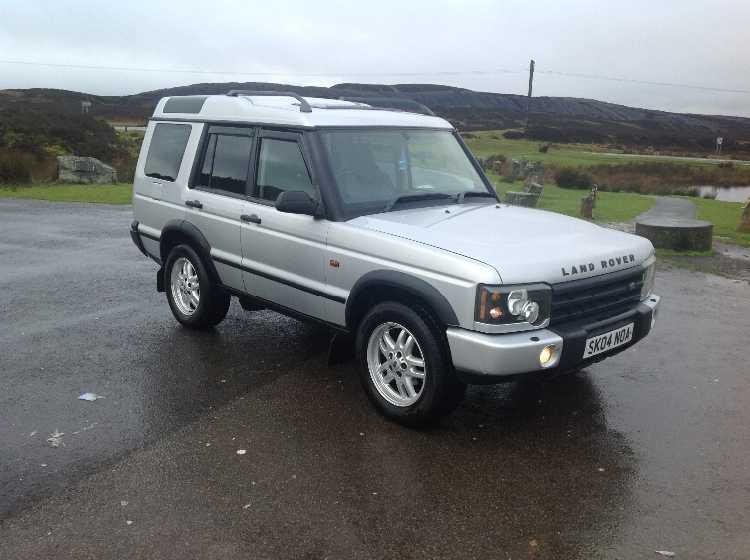 LANDROVER DISCOVERY TD5 2004 EXCELLENT CONDITION