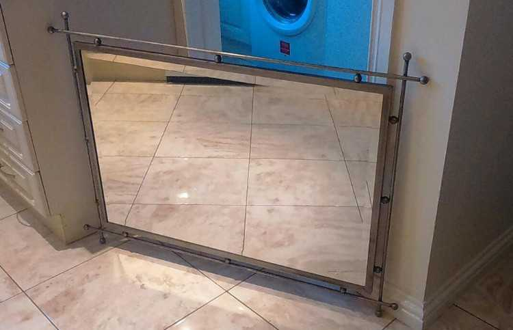 Metal Mirror For Sale