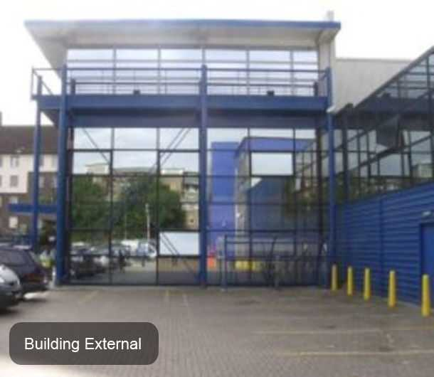 NOTTINGHAM Office Space to Let, NG2 - Flexible Ter