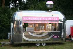 Retro Catering Trailer